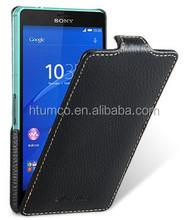Newly design premium mobile phone case,multicolor Leather case, case for Sony Xperia Z3 Compact / Z3 Mini