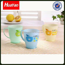 2014 500ml plastic sealing cup