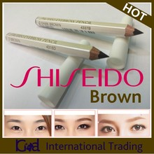 Shiseido Japanese Makeup waterproof Eye Liner Eyebrow Pencil Brush Tool Brown No.3 Shiseido