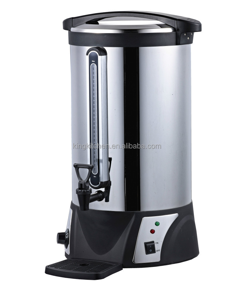 Water Boiler For Tea ~ Electric stainless steel water boiler urn tea
