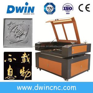 중국 대리석 무거운 돌과 화강암 레이저 조각 기계 dw1290