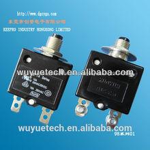 interruptor de circuito para los aparatos eléctricos, interruptor eléctrico de la máquina de fabricación
