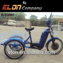Adulto de três rodas de bicicletas( e e- tdr07)