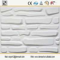 hot sale 3d pvc wall panel/wallpaper for house/hotel decoration