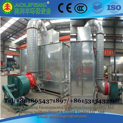 Water Curtain Spray booth for Paint Dust Mist Processor