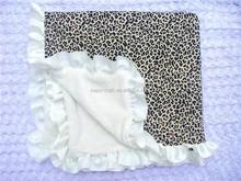 Wholesale baby cotton blanket fashion blanket