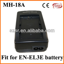 MH-18A charger for nikon el3e, oem logo offered