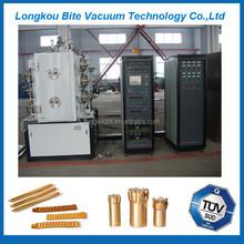 Door handles gold plating machine,/cabinet knob chrome coating/ plating machine equipment