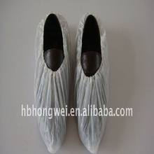 Disposable shoe cover/ overshoes for rain