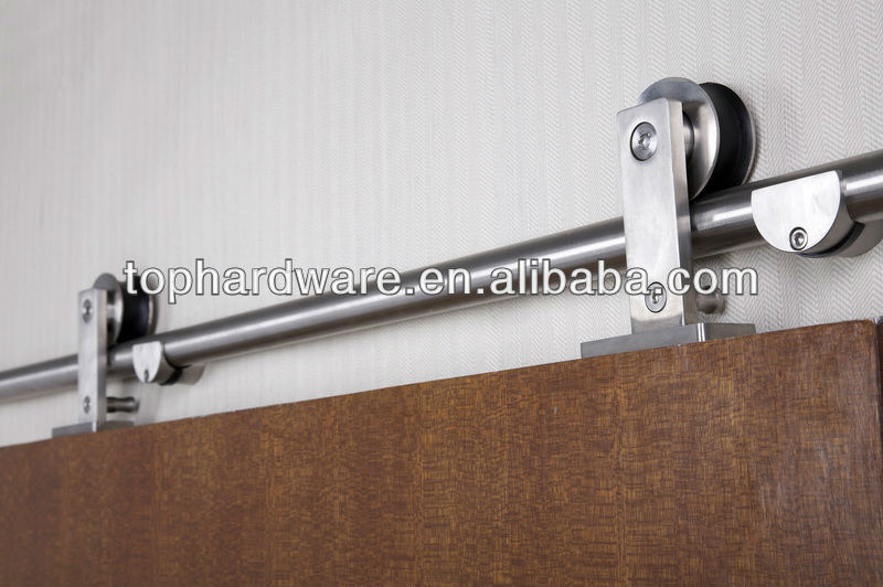 sistema di porte scorrevoli per portein legno-Porta-Id prodotto ...