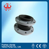 14 inch pvc flange type single sphere rubber expansion joint