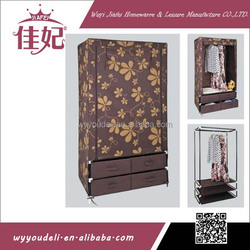 high quality and hot sale modern design big wardrobe furniture