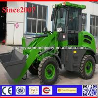 1.2ton hydraulic small wheel loader ZL12F