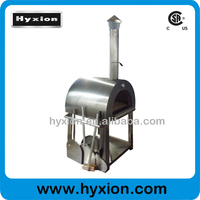 stainless steel garden commercial pizza oven fire wood for sale