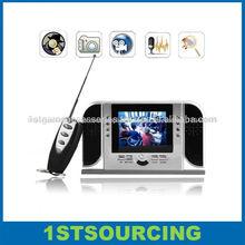 hd 720p ir remoto de control de voz reloj electrónico de la cámara