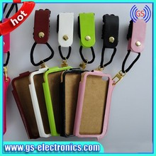 Convenient And Practical Mobile Phone Case With Handle Strap