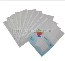 pocket clear pp document protector for sale