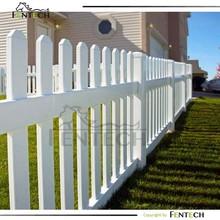 High Strength Cheap Different Types Garden Vinyl Picket Fence