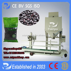 Tianyu most popular LCS movable weighing and packing machine for chicken powder