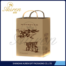 Christmas promotional cheap drawstring bags for promotion