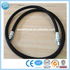 High pressure hydraulic rubber hose with joint/connector/ferules