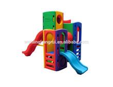 zona juegos en edad preescolar de las instalaciones