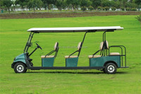 High quality 8 seater golf cart for sale /mini adult pedal go kart/golf cart china