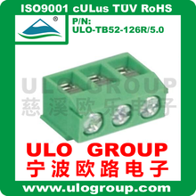 12v terminal block with UL CE RoHS3, 024 from ulo group