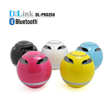 Powerful Loud and Clear Sound with Bass Mini Portable Bluetooth Speaker