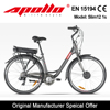 Hot 2015 bicicletas electric ,26inch tires bike made in China Apollo slim12