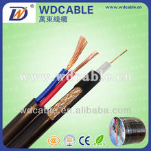 High Speed 1000ft cat6 siamese cable CU/CCA/CCS 23awg