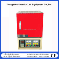 1400 degree electric annealing muffle furnace for sale