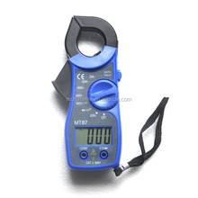 3 1/2 LCD Digital Clamp Multitester Electronic Tester AC/DC Clamp Meter Ampere Meter Volt Amps Ohm Meter MT87