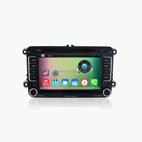 """CE FCC ROHS 7"""" dual-core Android 4.4 Car DVD for vw Passat B5/Golf/Seat Leon/Bora/PoloSeat Ibiza with Capacitive Screen Gps Navi"""
