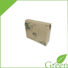 Nature bamboo packaging box for food