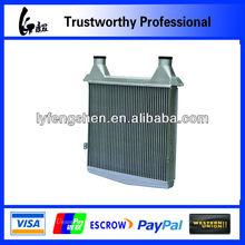 heavy equipment plastic radiator cover