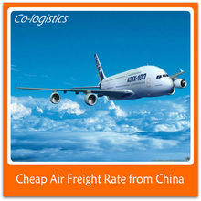 Cheap Air freight to Lamezia Terme/SUF from china-james