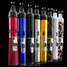 A-10 A-1 A-2 A-5 A-11 Click N Vape Portable Herbal Vaporizer Smoke Torch Butane Lighter Pen