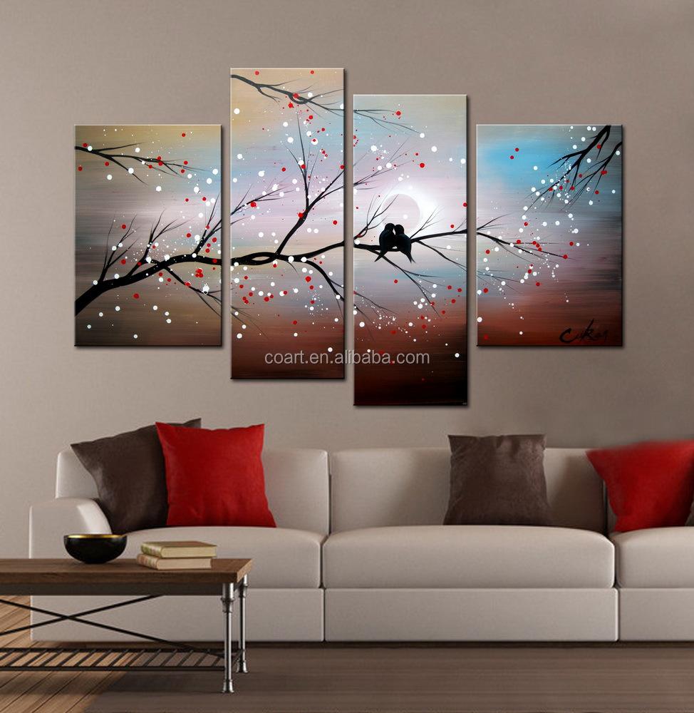 Wall Modern Abstract Canvas Art