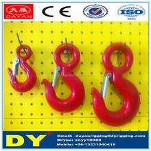 U.S Type Eye Hook 320A/C with Safety Catch