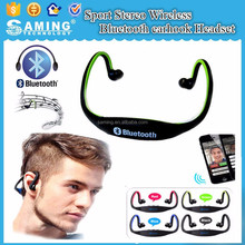 Sport stereo wireless bluetooth headset/ 3.0 earphone wireless Bluetooth headphone Bluetooth earphone for mobile devices