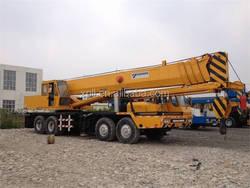 100 ton truck crane,used crane TG1000E,TADANO truck crane for sale