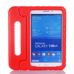 Kid friendly Carrying case Drop Resistance Cover for Samsung Galaxy T330 Tablet 4 8 inch