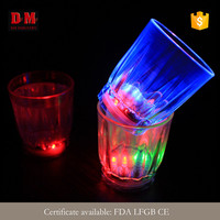 50ml FDA economical plastic flashing drink cups