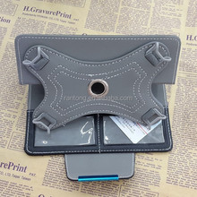 360 degree rotating wallet cell phone 7 inch tablet universal case