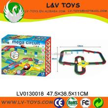 LV0130018 promotion Car for plastic toys parking lot