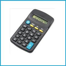 8 digits Solar Powered electronic Calculator, pocket calculator