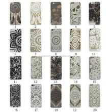 2015 NEW Fashion Vintage Dream Catcher Tattoo Skull TPU Bumper Hard case For iPhone4 4s 5 5s 5c 6 NEW TPU DESIGN
