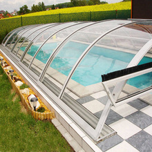high quality swimming pool solar cover