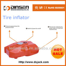 portable 12v car tire inflator with CE certierficate